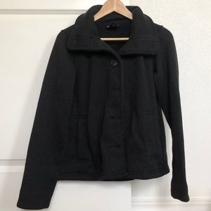 Patagonia button-up pea coat size small